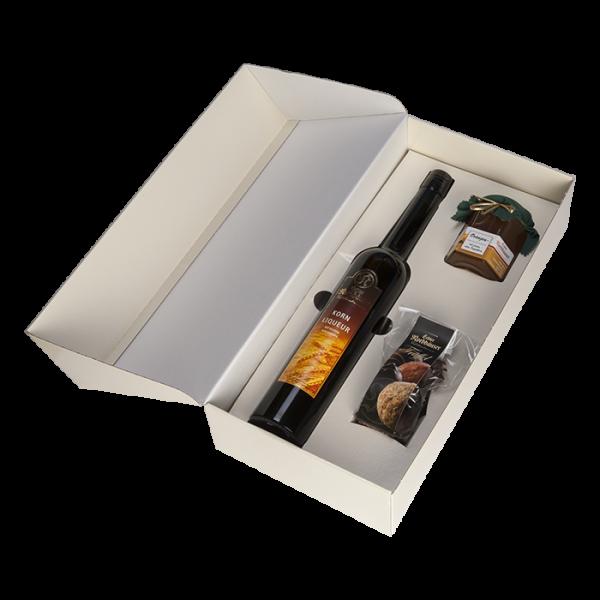 """Geschenkkarton """"Süß"""" 0,5 l"""