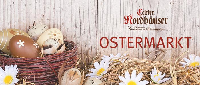 1. Echter Nordhäuser<br> Ostermarkt